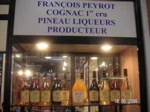 François Peyrot Cognac in Nederland