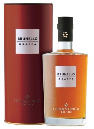 Grappa Brunello