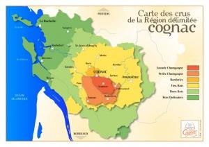 Collectie Cognac François Peyrot