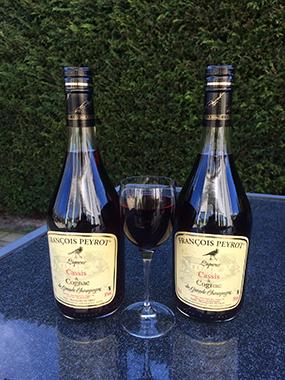 Liqueur Cassis & Cognac