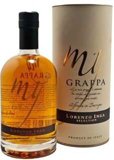 Grappa My Barrique