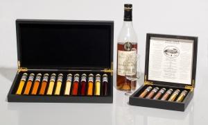 Ontdek 5 jaargangen Cognac François Peyrot