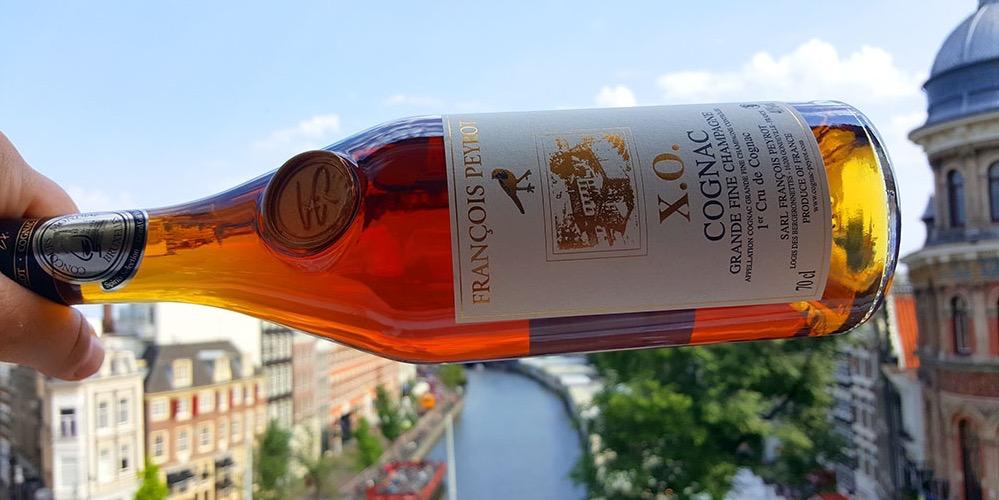 Quote proeft Cognac François Peyrot XO