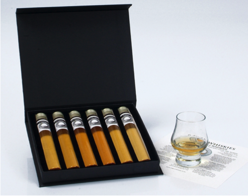 Unieke Collectie Tasting Kits Whisky Japan