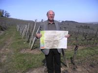 Geografische Wijnkaarten van Benoît France