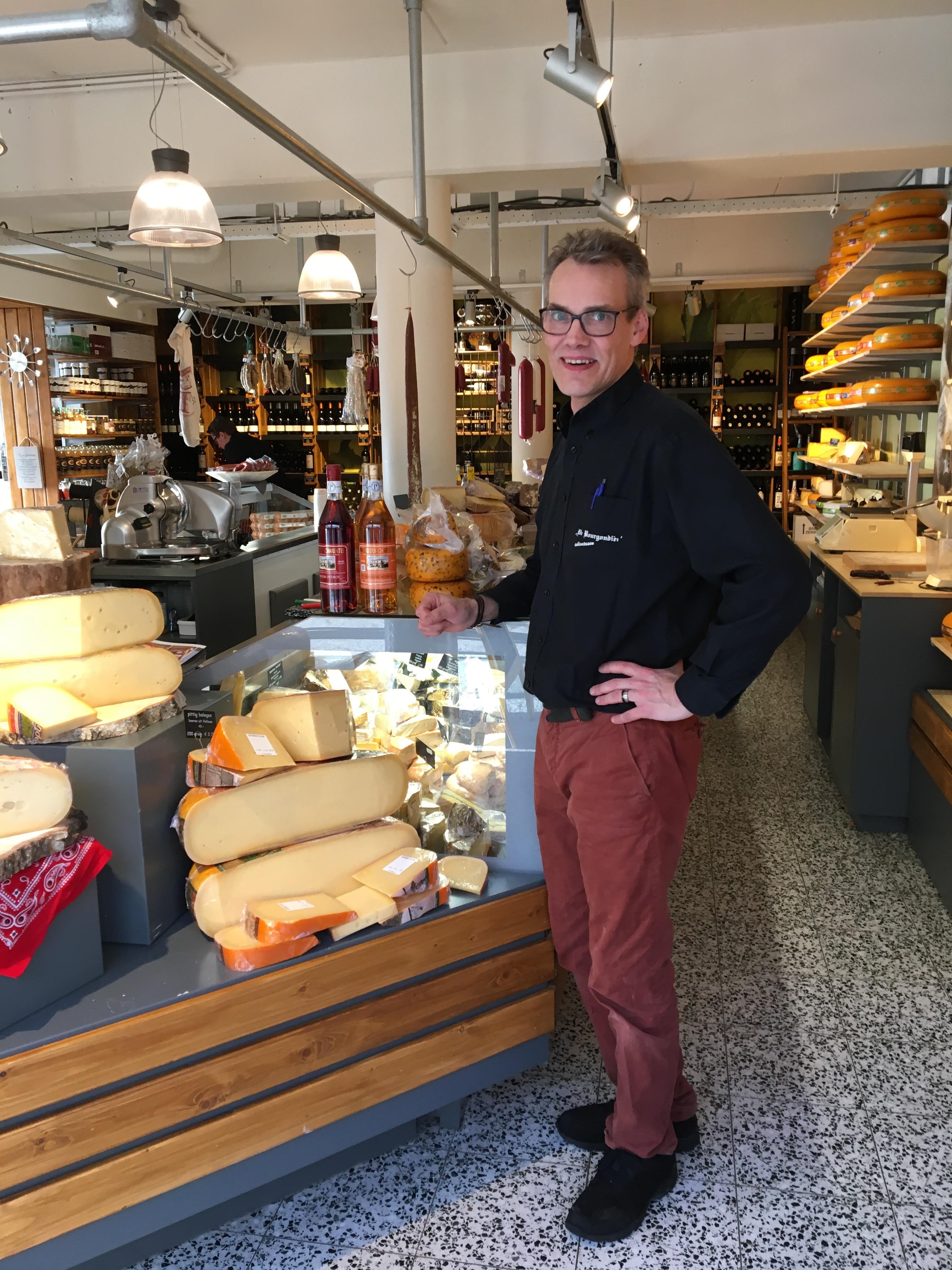 Pineau des Charentes bij De Bourgondiër