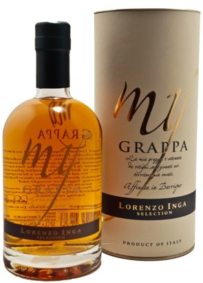 Grappa My Barrique Lorenzo Inga