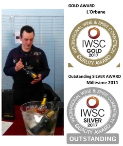 IWSC Awards 2017