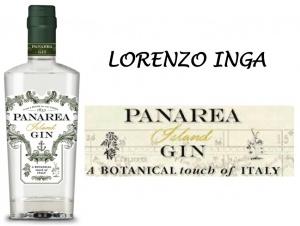 Lorenzo Inga Panarea Botanical Gin