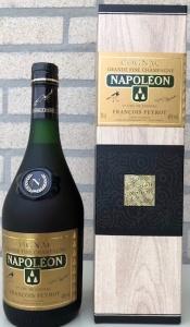 fles napoleon met doos