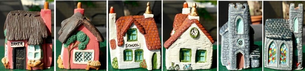 Engelse huisjes