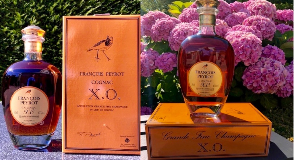 Vive la France! Vive le Cognac.