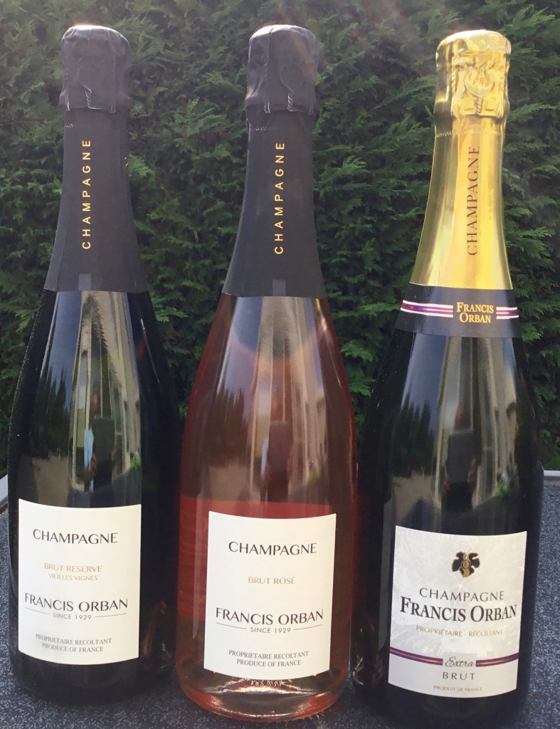 Oogst Champagne Francis Orban 2018