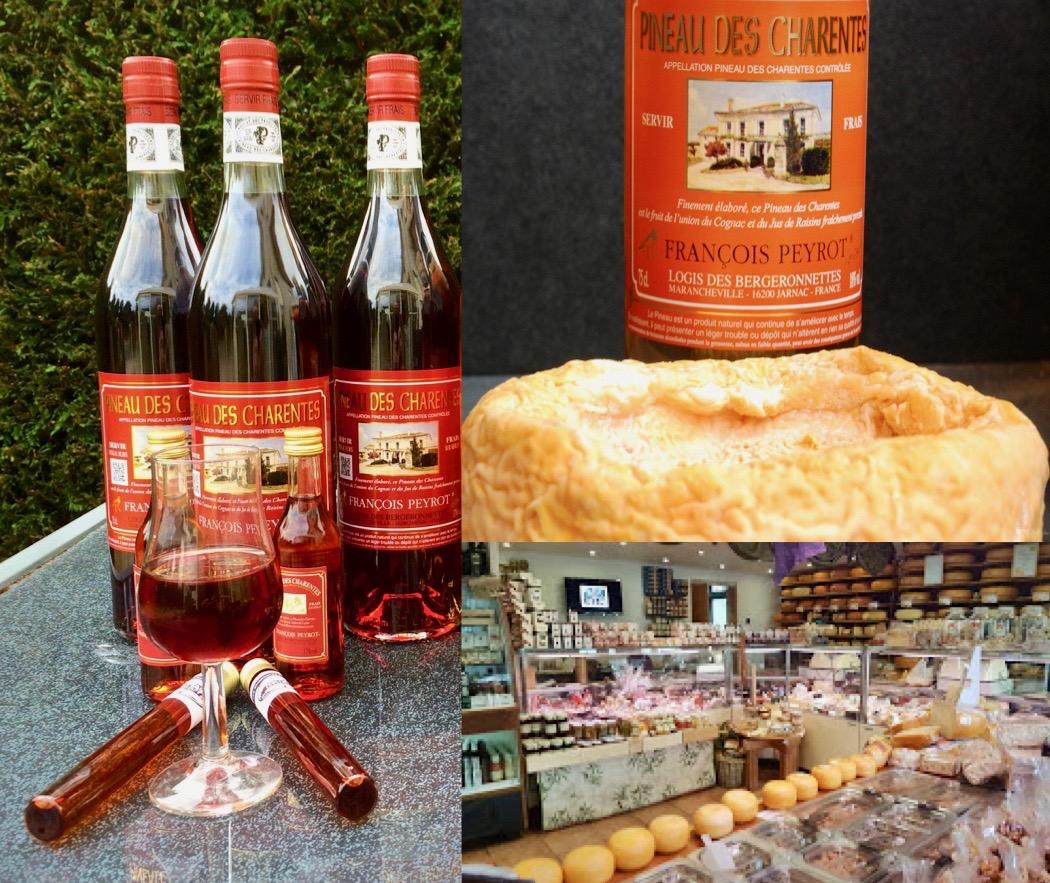 Kaasproeverij en Pineau des Charentes