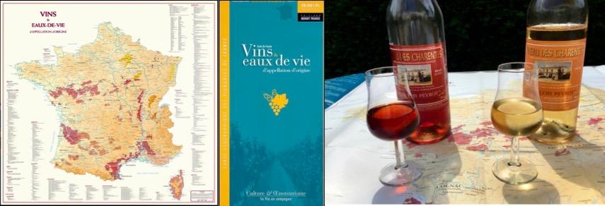 vins et eau de vie de France
