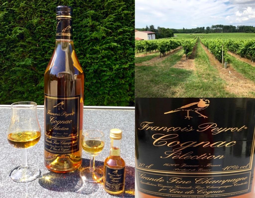 Mixie met Cognac Francois Peyrot