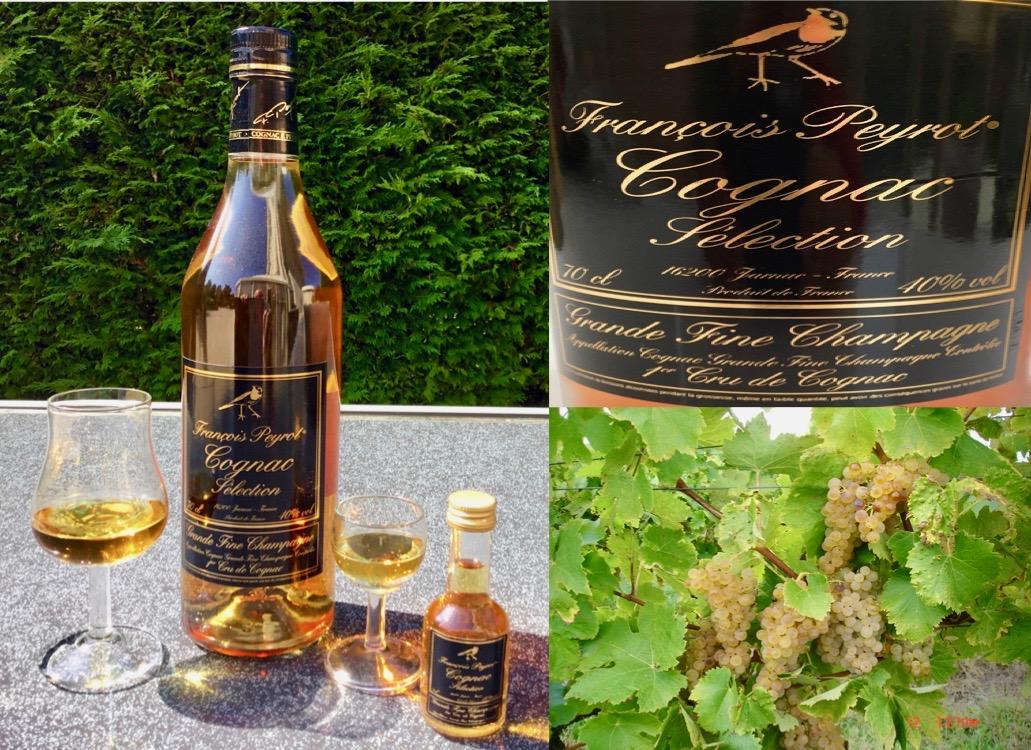 Mixie met Cognac François Peyrot