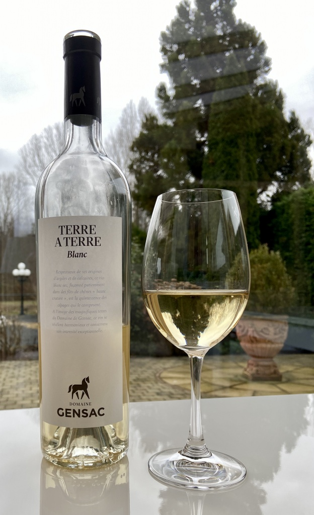 Terre a Terre Blanc 2019 Wijn voor alle jaargetijden
