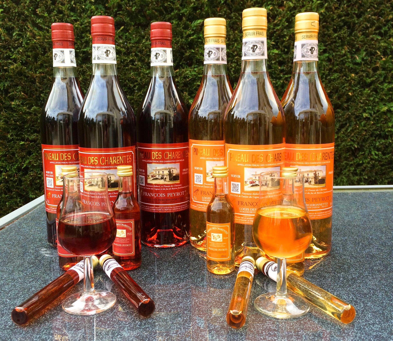 Verrijk uw kaasschotel met Pineau des Charentes