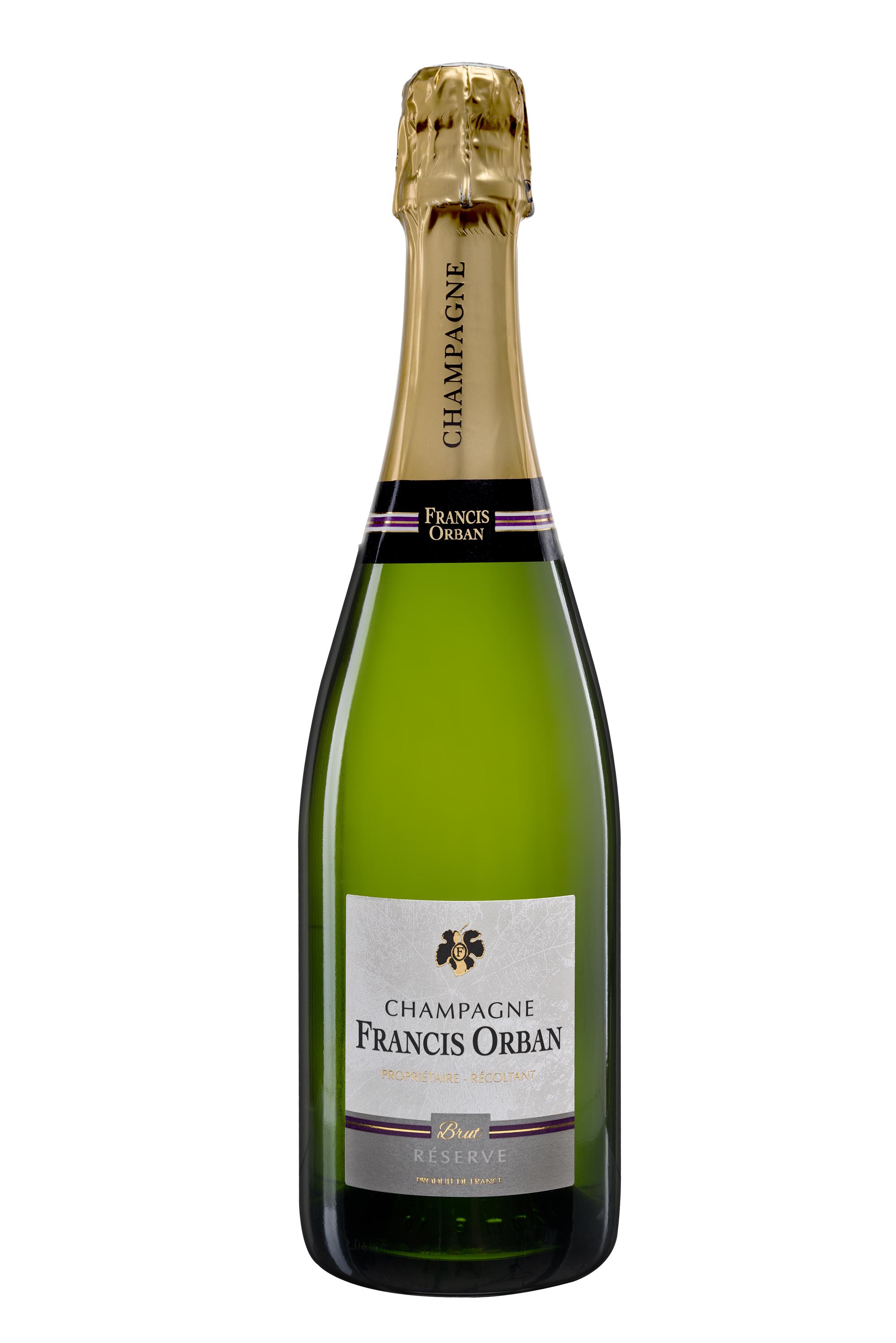 Champagne Francis Orban Brut Réserve