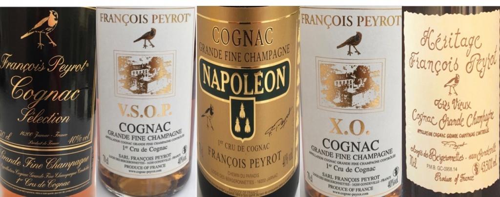 Tasting Kit Cognac François Peyrot