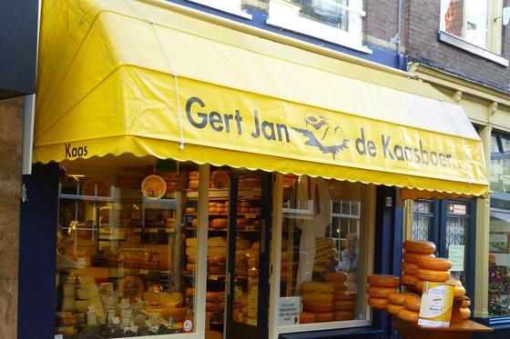 Een kijkje bij Gert Jan de Kaasboer