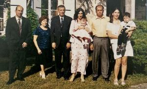 familie portret Peyrot